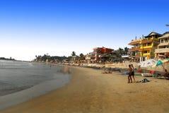 Пляж моря стоковое фото rf
