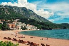 Пляж моря стоковое изображение rf