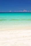 Пляж на лете Стоковое Изображение RF