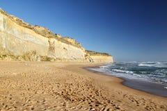 Пляж на шагах Гибсона Стоковое фото RF