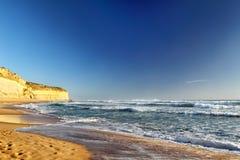 Пляж на шагах Гибсона Стоковые Изображения