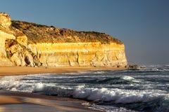 Пляж на шагах Гибсона Стоковая Фотография RF