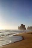 Пляж на шагах Гибсона Стоковое Фото
