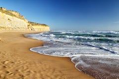 Пляж на шагах Гибсона Стоковое Изображение