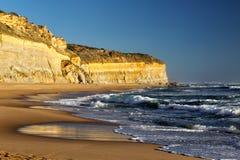 Пляж на шагах Гибсона Стоковое Изображение RF