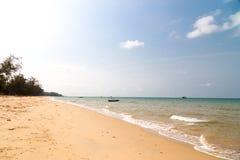 Пляж на Phu Quoc стоковые изображения