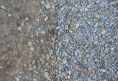 Пляж облицовывает текстуру Стоковое фото RF