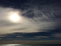 Пляж океана Стоковое Фото