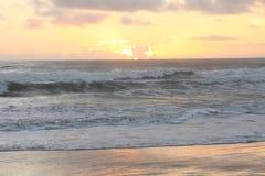 Пляж океана Стоковое Изображение RF