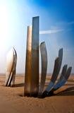 Пляж Омахи Стоковые Изображения