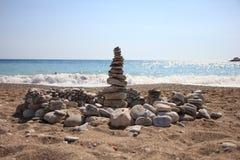 Пляж долины Kabak Стоковая Фотография
