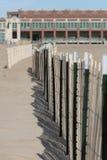 Пляж парка Asbury Стоковое Фото