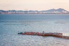 Пляж Паттайя Стоковое Изображение RF