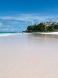 Пляж песка сахара кондитера Стоковые Фото
