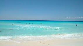 Пляж песка Стоковое Изображение RF