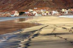 Пляж Педра Sao Стоковая Фотография