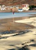Пляж Педра Sao Стоковое Изображение RF