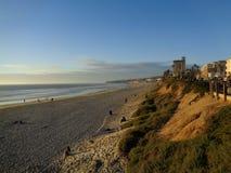 Пляж полета Стоковое Фото