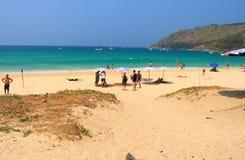 Пляж Пхукета Стоковое фото RF