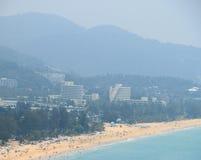 Пляж Пхукета Стоковая Фотография RF