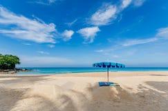 Пляж Пхукет Karon, Таиланд Стоковое Изображение RF