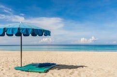 Пляж Пхукет Karon, Таиланд Стоковые Фотографии RF