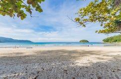 пляж Пхукет kata, Таиланд Стоковое Фото