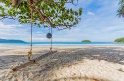 пляж Пхукет kata, Таиланд Стоковое Изображение