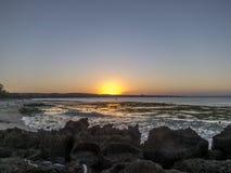 Пляж рая Pemba, северный Мозамбик Стоковые Фотографии RF