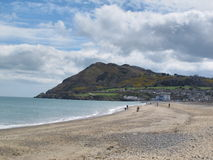 Пляж рева Стоковое Изображение