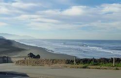 Пляж Сан-Франциско Стоковые Фото