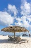 Пляж салона Стоковая Фотография RF