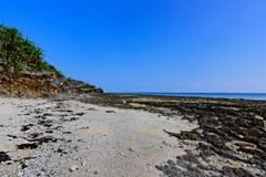 Пляж слойки слойки Стоковая Фотография RF