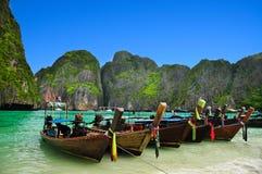 Пляж Таиланда Стоковое Изображение RF