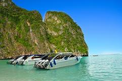 Пляж Таиланда Стоковое Изображение