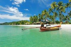 пляж Таиланда trang Стоковое Фото