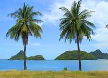 пляж Таиланд Стоковое фото RF