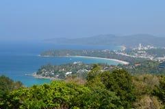 Пляж Таиланд Kata Стоковые Фото