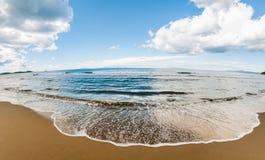 Пляж Тосканы Стоковые Фото