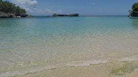 пляж тропический сток-видео