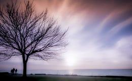 Пляж фантазии Стоковая Фотография