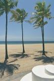 пляж Форт Лаудердале Стоковые Изображения RF
