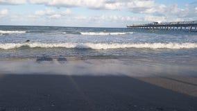 пляж Форт Лаудердале Стоковое Изображение RF