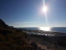 Пляж Франция Стоковые Фото