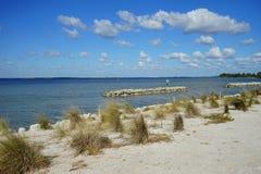 Пляж Флориды Аполлона Стоковое фото RF