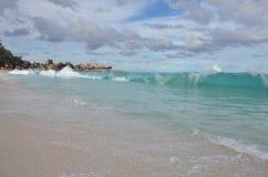 пляж экзотический Стоковые Изображения RF
