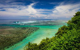 Пляж южное Kuta Dreamland, Бали Стоковое Изображение