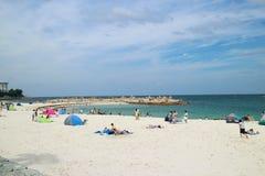 Пляж Японии Shirarahama стоковые изображения