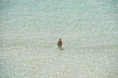 Пляж 033 Стоковые Изображения RF