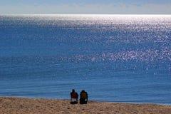 пляж 2 стоковые изображения rf